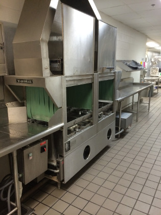 Restaurant Dishwasher Repair Commercial Cleaning Equipment In