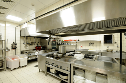 Restaurant Kitchen Repair
