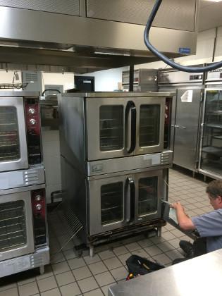 Commercial Oven Repair